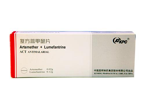 复方蒿甲醚Coartem(R)